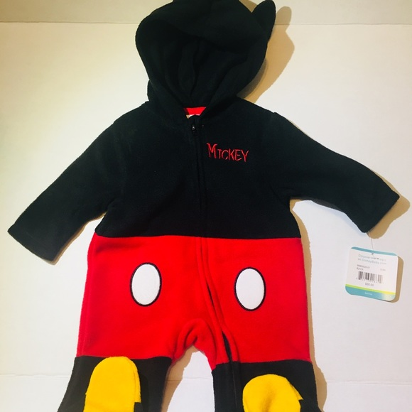 14903e98d2f2 Infant Disney Baby Infant Mickey Mouse Onesies NWT